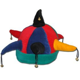 Jolly Jester Spike Hat