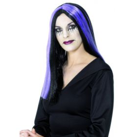 Bewitched Wig - Purple