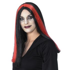 Bewitched Wig - Red