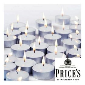 Price's Tealights 50 Pack
