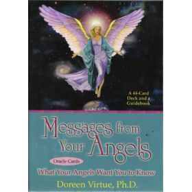 Messages From Your Angels - by Doreen Virtue Ph. D.