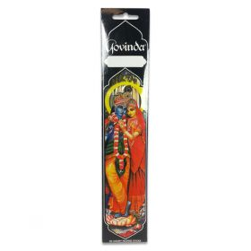 Govinda Regular Incense - Opium