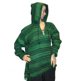 Super Soft Pirate Hoodies - Green