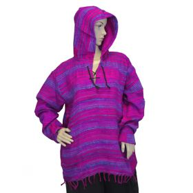 Super Soft Pirate Hoodies - Bright Purple