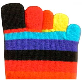 Toe Socks - Multicolour