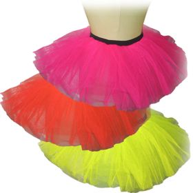 Neon Tutus - Various Colours