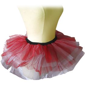 Phaze Tutu - Red and White