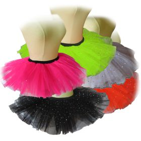 Phaze Sequin Tutus - Various Colours