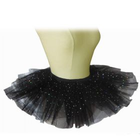 Phaze Sequin Tutu - Black