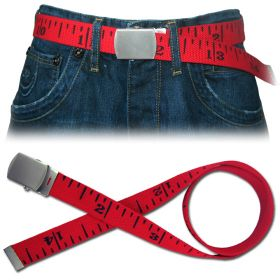 Inches Belt - Red