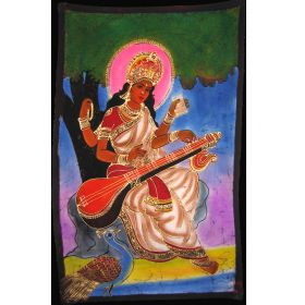 Batik - Saraswati on Rock