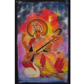 Batik - Saraswati on Lotus 3