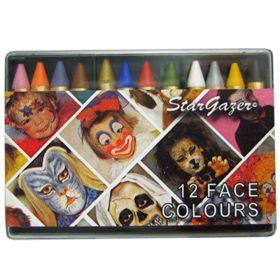 Stargazer Face Painting Sticks