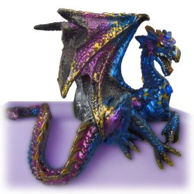 Blue Shelf Dragon