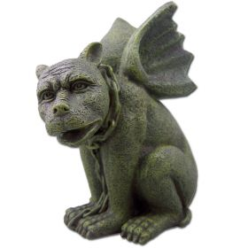 Winged Dog Gargoyle