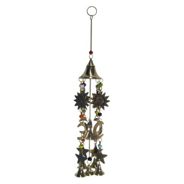 Sun & Moon Wind Chimes