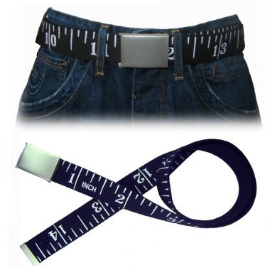 Inches Belt - Black